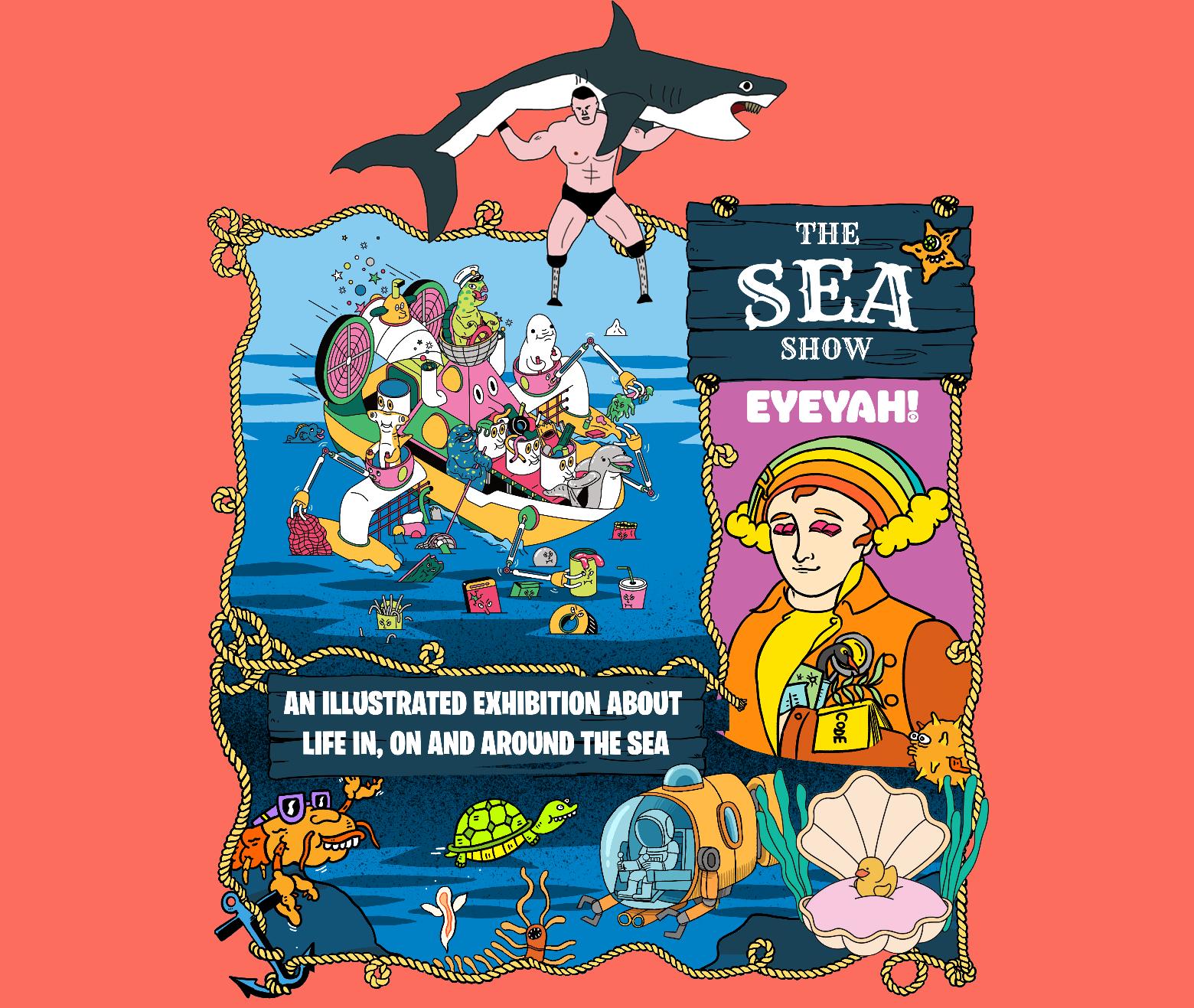 The Sea Show!